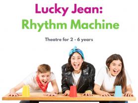 Lucky Jean: Rhythm Machine