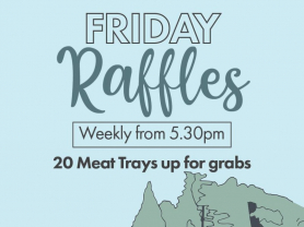 Friday Meat Raffles at Manly Club