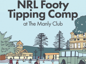 NRL Footy Tipping Comp at The Manly Club