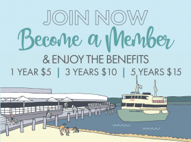 Become a member of The Manly Club!