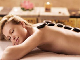 Back & Legs Hot Stone Massage Only $69!