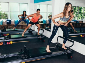 5 Pilates Sessions + Infared Sauna $50