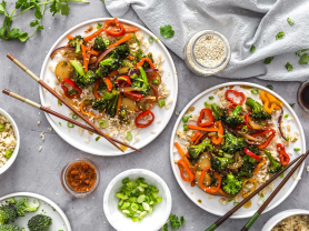 Vegetarian Asian Feast for 2 Only $39, Think Local Deal, Berempah
