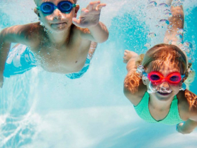 50% Off Whole Term of Swimming Lessons!, Think Local Deal, Splashed Swim School