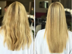 Straight, Frizz-Free Hair Only $180!, Think Local Deal, Le Hair Chateau