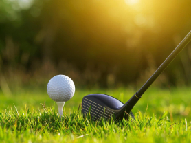 44% off Golf & Cart Hire for 2 Only $49!