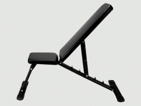 34% Off Adjustable Home Gym Bench, Think Local Deal, Cost Fit
