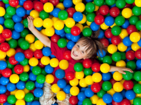 Soft Play Fun for 2 & Free Mini Donuts!, Think Local Deal, Cheeky Monkeys Play House