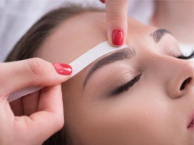 Eyebrow Wax & Shape Only $12!