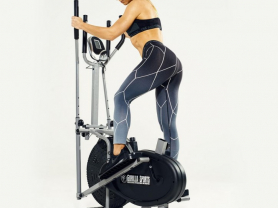 50% off 2-in-1 Elliptical Trainer & Bike, Think Local Deal, Maxxus