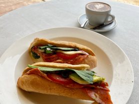 Beachside Lunch & Coffee for 2: $19.60, Think Local Deal, Middle Harbour Yacht Club