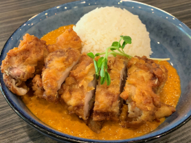 Crispy Chicken Rendang & Beer/Wine for 2, Think Local Deal, Berempah Malaysian Newport
