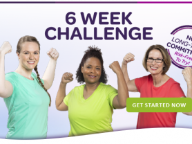 Curves 6 Week Fitness Challenge!