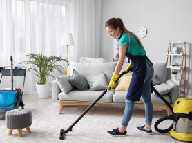 2 Expert Cleaners for 5 Hours Only $441