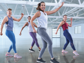 Unlimited Jazzercise Classes for 1 Month