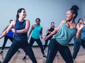 Unlimited Jazzercise Classes for 1 Month, Think Local Deal, Jazzercise