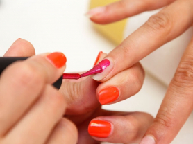 Nail Buff & Shellac Polish Only $19!
