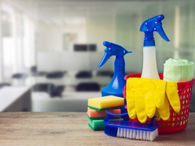Spring Clean from Sparkclean Expert Team