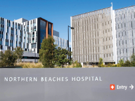 Union lashes out at Northern Beaches Hospital
