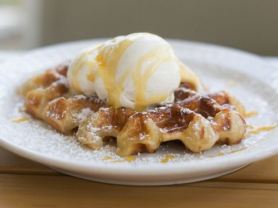 French Toast/Waffles & Coffee for 2 $25, Think Local Deal, Village Park Cafe
