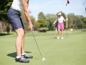 18 Holes, Cart Hire & Beer for 2: $59, Think Local Deal, Castle Cove Golf Club