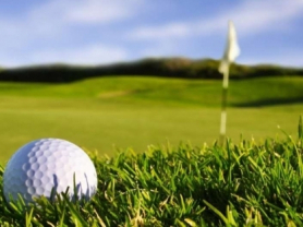 We're Open for Golf: Golf for 2 $49, Think Local Deal, Castle Cove Golf Club