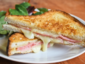 Toasties & Tea/Coffee for 2 Only $10.50!, Think Local Deal, Castle Cove Golf Club
