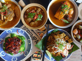 3 Course Dinner for 2 Only $50!, Think Local Deal, Berempah Malaysian Newport