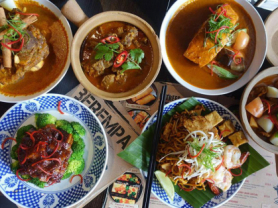 Delicious 3 Course Feast for 2 Only $50!, Think Local Deal, Berempah Malaysian Newport