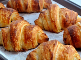 12 Buttery Croissants Only $15, Save 50%, Think Local Deal, Ganache Patisserie