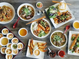 Vietnamese Feast for 4 People Only $96
