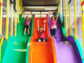 Free Mini Donuts & Soft Play Fun for 2!