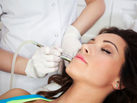 Microdermabrasion & LED Light Facial $99, Think Local Deal, La Mona Beauty