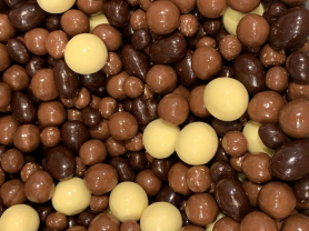 Free Party Mix Chocolates with $30 Spend, Naked Foods Mosman, Think Local Deal