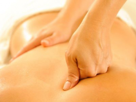 45 Min Hot Oil Massage & Body Brushing