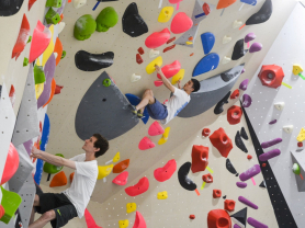 Enjoy 1 Week of Free Climbs!